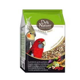 Deli Nature 5 Menu AUSTRALIAN PARAKEETS Australský papoušek 2,5 kg