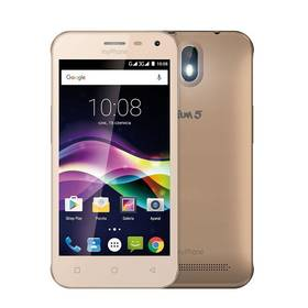 myPhone FUN 5 (TELMYAFUN5GO) zlatý Software F-Secure SAFE, 3 zařízení / 6 měsíců (zdarma) + Doprava zdarma