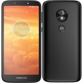 Motorola E5 Play Dual SIM (PACR0001RO) černý (vrácené zboží 8800291250)