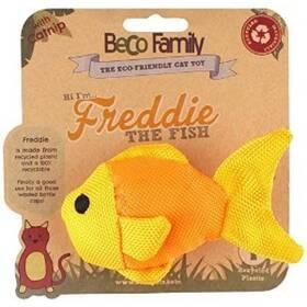 BecoPets Cat Nip Toy - Rybka Freddie