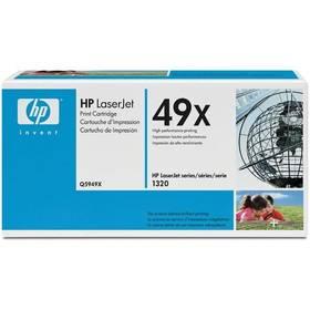 HP Q5949X, 6K stran - originální (Q5949X) černá + Doprava zdarma