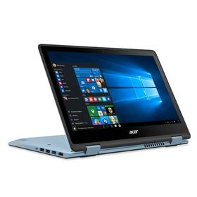 Acer Spin 1 (SP111-31-C79C) (NX.GL2EC.002) čierny/modrý