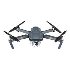 DJI Mavic Pro Fly More Combo, 4K Full HD kamera (DJIM0250C) šedý + Doprava zdarma