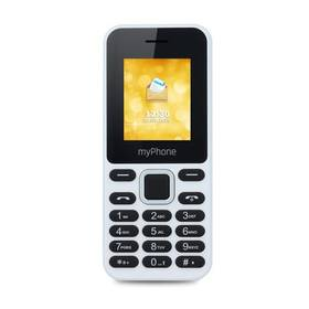myPhone 3310 DUAL SIM (TELMY3310WH) bílý