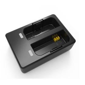 SJCAM Nabíjecí set pro 2 baterie černé (vrácené zboží 8800001528)