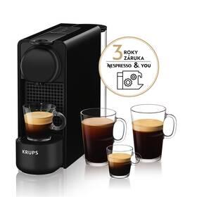 Krups Nespresso Essenza Plus XN510810 čierne