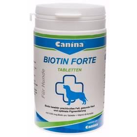 Canina Biotin Forte 60tbl + Doprava zdarma