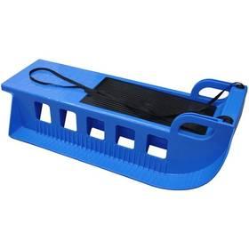 Acra Kamzík plastové modré + Reflexní sada 2 SportTeam (pásek, přívěsek, samolepky) - zelené v hodnotě 58 Kč