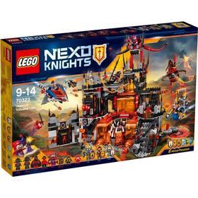 Lego® Nexo Knights 70323 Jestrovo sopečné doupě + Doprava zdarma