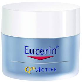 Regenerační noční krém proti vráskám pro všechny typy citlivé pleti Q10 Active 50 ml