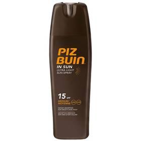 Piz Buin In Sun Spray SPF15 200ml (Sprej na opalování SPF15)