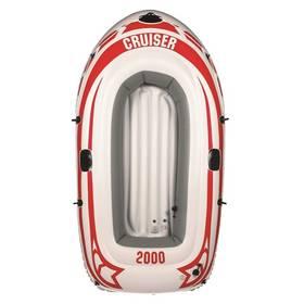 Master Cruiser CB2000 bílý/červený