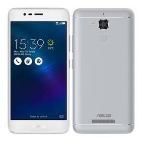 Asus ZenFone 3 Max ZC520TL (ZC520TL-4J078WW) stříbrný SIM s kreditem T-Mobile 200Kč Twist Online Internet (zdarma)Software F-Secure SAFE 6 měsíců pro 3 zařízení (zdarma) + Doprava zdarma