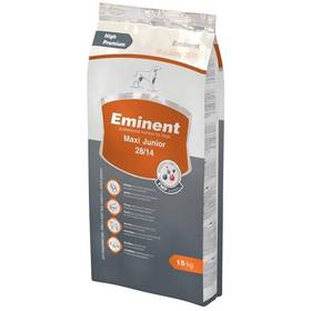 Eminent Maxi Junior 15 kg + 2 kg ZDARMA + Doprava zdarma