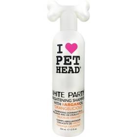 Pet Head White Party na bílou srst 354 ml
