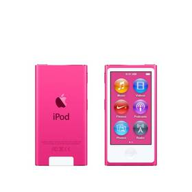 Apple iPod nano 16GB (MKMV2HC/A) růžový
