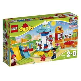 LEGO® DUPLO TOWN 10841 Zábavná rodinná pouť + Doprava zdarma