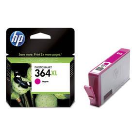 HP No. 364XL, 750 stran - originální (CB324EE) červená