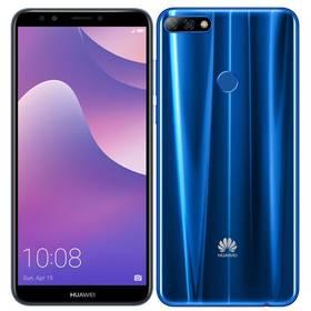 Huawei Y7 Prime 2018 (SP-Y7P18DSLOM) modrý