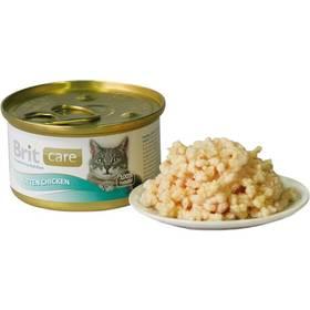 Brit Care Cat Kitten kuřecí prsa 80g
