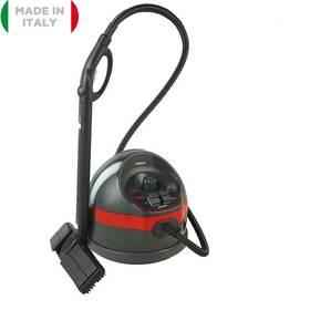 Polti VAPORETTO CLASSIC 55 šedý/červený + Doprava zdarma