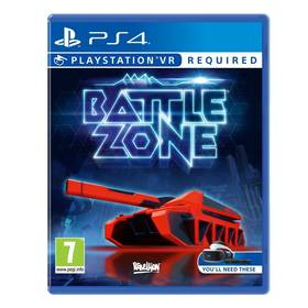 Sony PlayStation VR Battlezone (PS4) (PS719868354)