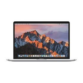 """Apple MacBook Pro 13"""" s Touch Bar 256 GB - Silver (MLW72CZ/A) Software F-Secure SAFE 6 měsíců pro 3 zařízení (zdarma)Software Microsoft Office 365 pro jednotlivce CZ (zdarma) + Doprava zdarma"""