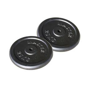 Závaží (30mm) Master 25 kg kov (pár)