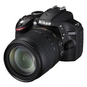 Digitální fotoaparát Nikon D3200 + 18-105 AF-S DX VR