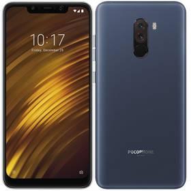 Xiaomi Pocophone F1 64 GB (22185) modrý