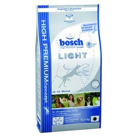 Bosch Light 12,5 kg, kompletní krmivo pro dospělé psy s nadváhou.