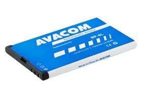 Avacom pro Nokia E55, E52, E90, Li-Ion 3,7V 1500mAh (náhrada BP-4L) (GSNO-BP4L-S1500A)