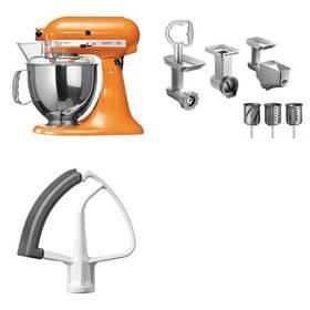 Set KitchenAid - kuchyňský robot 5KSM150PSETG + FPPC balíček s příslušenstvím + Doprava zdarma