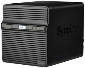 Datové uložiště (NAS) Synology DS418j (DS418j) černé + Doprava zdarma