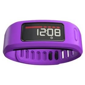 Monitorovací náramek Garmin Vivofit + snímač srdečního tepu (010-01225-32) fialové