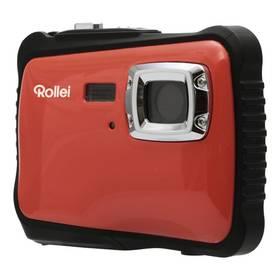 Digitálny fotoaparát Rollei Sportsline 65 čierny/červený