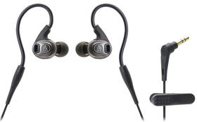 Audio-technica ATH-Sport3 (AU ATH-Sport3 BK) černá