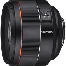 Samyang AF 85 mm f/1.4 Nikon F čierny