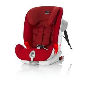 Römer ADVANSAFIX II SICT 2016 Flame Red 9-36 kg červená + Doprava zdarma