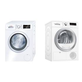 Bosch WAT24460BY + WTH85290BY
