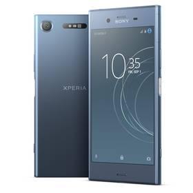 Sony Xperia XZ1 Dual SIM (G8342) (1310-7159) modrý Software F-Secure SAFE 6 měsíců pro 3 zařízení (zdarma) + Doprava zdarma