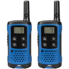 Motorola TLKR T41 (P14MAA03A1BH) modré