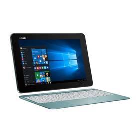 Asus Transformer Book T100HA-FU024T (T100HA-FU024T) modrý + Software F-Secure SAFE 6 měsíců pro 3 zařízení v hodnotě 999 Kč jako dárekMonitorovací software Pinya Guard - licence na 6 měsíců (zdarma)+ Voucher na skin Skinzone pro Notebook a tablet CZ v hod