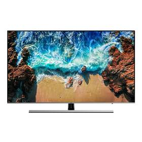 Televízor Samsung UE75NU8002 čierna/strieborná