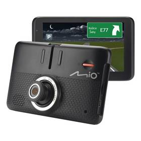 Mio MiVue Drive 55LM s kamerou, mapy EU (44) Lifetime (5262N5380032) čierna