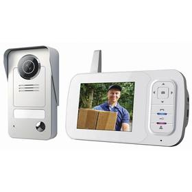 """Smartwares intercom system s 3,5"""" obrazovkou + Doprava zdarma"""