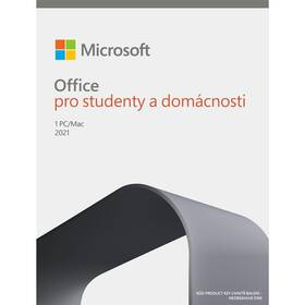 Microsoft Office 2021 pro domácnosti a studenty CZ (79G-05380)