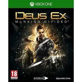 SQUARE ENIX Xbox One Deus Ex: Mankind Divided (418328)