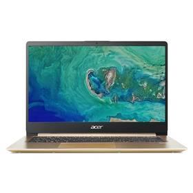 Acer Swift 1 (SF114-32-P13K) (NX.GXREC.001) zlatý Software F-Secure SAFE, 3 zařízení / 6 měsíců (zdarma)Monitorovací software Pinya Guard - licence na 6 měsíců (zdarma) + Doprava zdarma