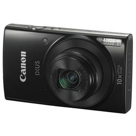 Canon IXUS 182 černý + Doprava zdarma
